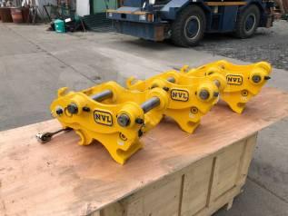 Быстросъем механический на экскаваторы от 4 до 5,5 тонн