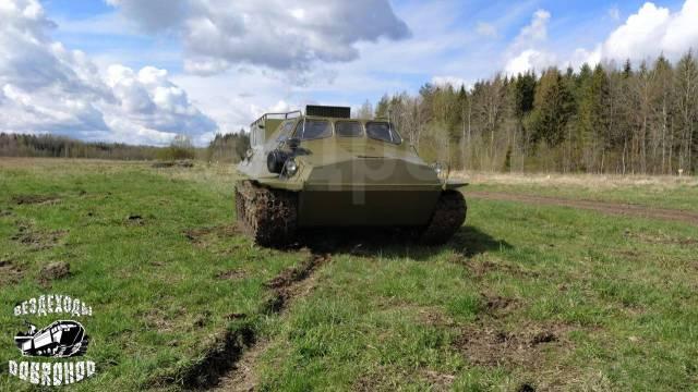 ГТ-Т. Гусеничный грузовой транспортер ГТТ, 1 500куб. см., 3 000кг., 8 000кг.