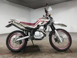 Yamaha XT 250, 2005