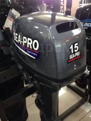 Лодочный мотор Sea-pro OTH 15 л. с