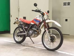 Yamaha XT 225, 1991