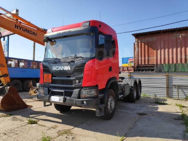 Scania G440. Продаётся Грузовой седельный Тягач Scania G44, 12 740куб. см., 32 000кг., 6x6