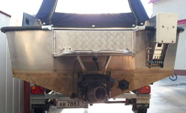 FiberBoat 515HT. 2011 год, длина 5,50м., двигатель стационарный, 160,00л.с., бензин