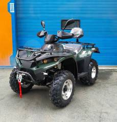 Linhai-Yamaha 300 4x4, 2020