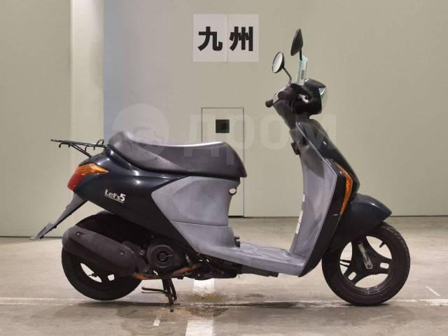 Suzuki Lets 5. 49куб. см., исправен, без птс, без пробега. Под заказ