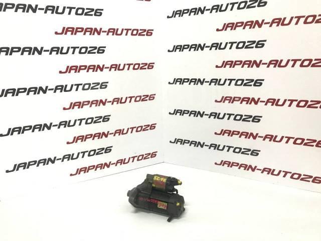 Стартер. Toyota: Sprinter, Corsa, Caldina, Corolla II, Paseo, Corolla, Tercel, Cynos, Raum 5EFE