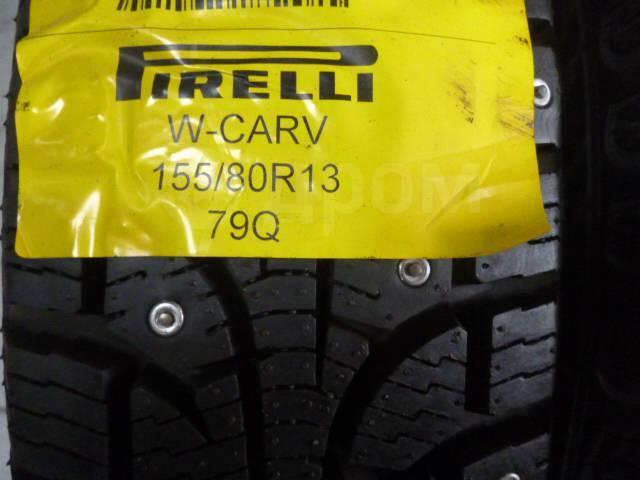 Pirelli Winter Carving. зимние, шипованные, 2012 год, новый