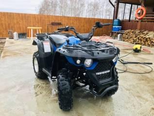 Linhai-Yamaha 200, 2019