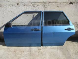 Дверь боковая передняя задняя левая ВАЗ 2109, 2199 лада Самара