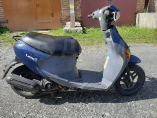 Suzuki Lets 4, 2008
