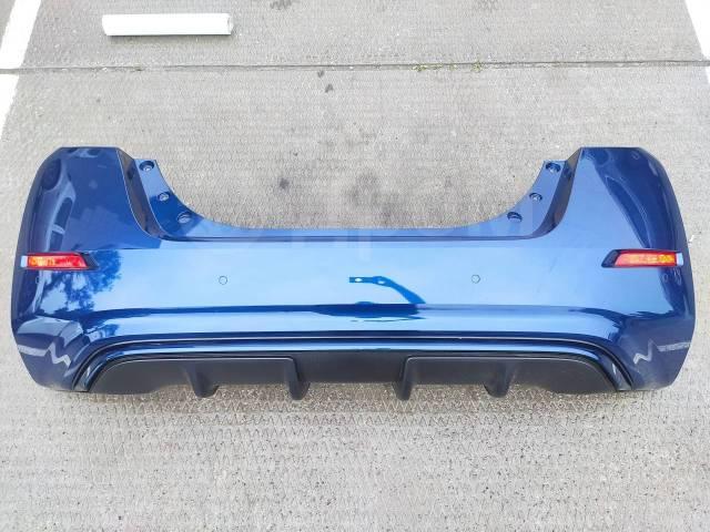 Бампер. Nissan Leaf, ZE1