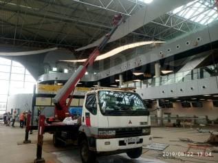Mitsubishi Fuso 27 метров, 1997
