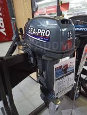 Мотор sea-pro 15