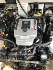 Двигатель Mercruiser 350 mag mpi 5,7 300 лс