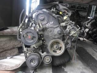 Контрактный двигатель 4G93 НЕ GDI 4wd в сборе