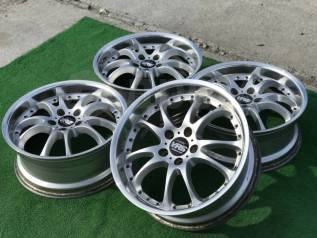Manaray Sport Vertec VR5 R18 x 7.5J +42, 5*114.3. Made in Japan!