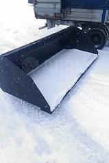 Ковш для легких материалов на мини-погрузчик