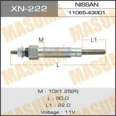 Свеча накаливания Masuma XN222