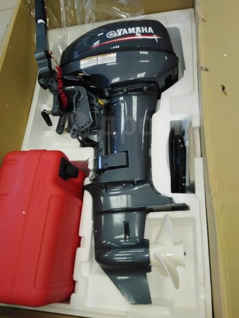 Yamaha. 9,90л.с., 2-тактный, бензиновый, нога S (381 мм), 2020 год. Под заказ