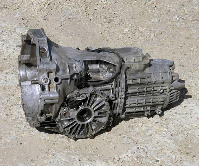 МКПП. Audi 80, 8C/B4