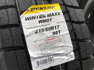 Dunlop Winter Maxx WM01, 215/50 R17 95T