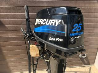 Лодочный мотор Mercury 25