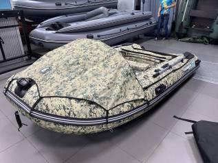 Лодка надувная ПВХ Gladiator C 370 AL