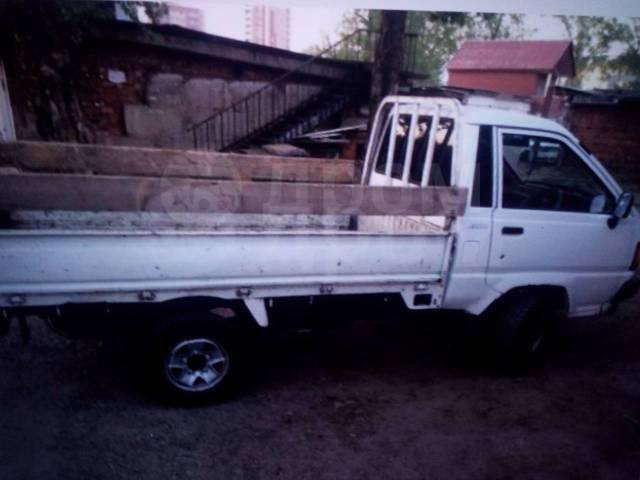 Toyota Lite Ace. Продам 4вд. Внедорожник. Дизель., 2 200куб. см., 1 500кг., 4x4