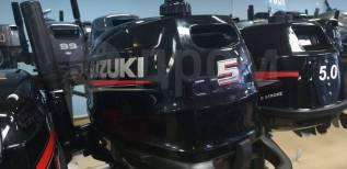 Лодочный мотор Suzuki DF 5 Б/У