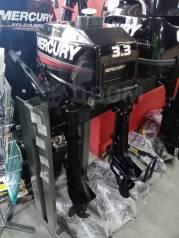 Подвесной лодочный мотор Mercury 3.3
