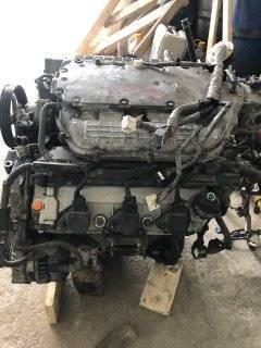 Двигатель в сборе. Honda Legend, KB1, KB2 J35A, J35A8, J37A, J37A3