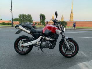 Yamaha MT-03, 2008