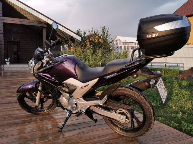 Yamaha YBR 250. 250куб. см., исправен, птс, с пробегом