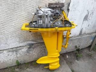Лодочный мотор Вихрь30 на запчасти