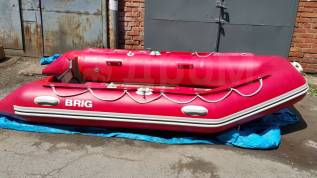 Срочно Продам лодку BRIG Baltic B380