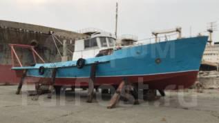 Маломерное судно (МРС) - малая осадка (обмен)