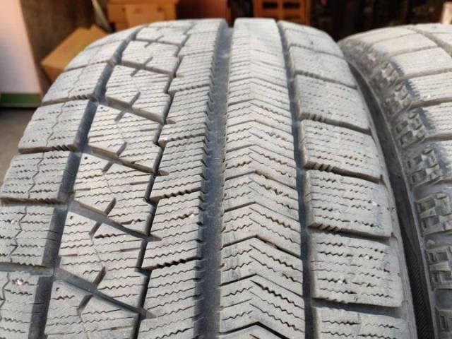 Bridgestone Blizzak VRX. зимние, без шипов, 2015 год, б/у, износ 5%. Под заказ из Новосибирска