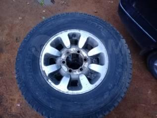 Комплект колес с дисками 215/80R15