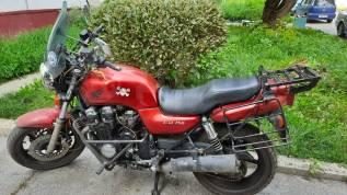 Honda CB 750, 2007