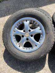 Диски Bridgestone R15 5x114