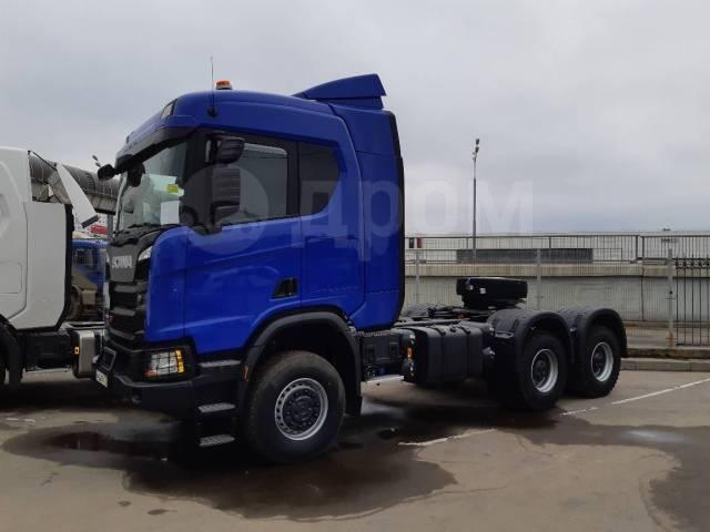Scania. Продается тягач R440A6X6HZ, 12 742куб. см., 26 000кг., 6x6