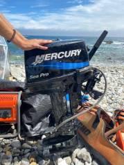 Продам лодочный мотор 9.8 Mercury