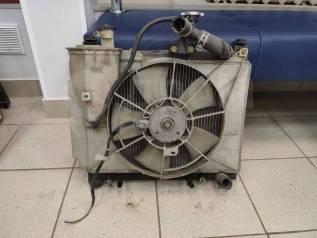 Радиатор охлаждения двигателя Toyota Fun Cargo NCP20 2NZFE