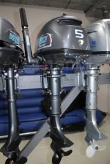 Корейский лодочный мотор Mikatsu M5FHS 2т. Гарантия 5 лет