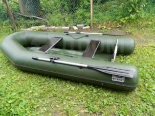 Лодка ПВХ Fregat Фрегат 320 ЕК