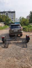 Автомобильный прицепы и подкаты
