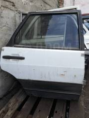 Дверь задняя правая Лада 2109 21099 в Кемерово