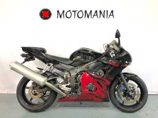 Yamaha YZF-R6, 2004