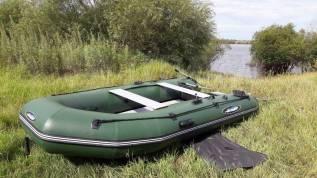 Лодка Gladiator E350 НДНД 15 л. с.