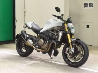 Ducati Monster 1200 S, 2014